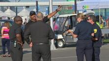 Estrictas medidas de seguridad en Los Ángeles durante la fiesta patriótica del 4 de julio