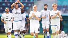 Finlandia salió con playeras de apoyo a Christian Eriksen
