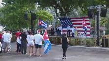 Realizan una vigilia en Hialeah para orar y pedir por la libertad de Cuba