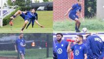 ¿Pesa la juventud? Team USA y su inexperiencia en Eliminatoria