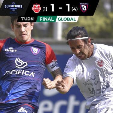 Resumen   Tepatitlán iguala 1-1 con Mineros y disputará la Final