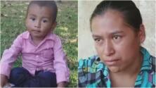 """""""Me partió el alma"""", habla madre del menor abandonado en Veracruz que intentaba llegar a EEUU"""