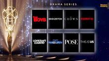 Conoce la lista completa de nominados a los premios Emmy 2021