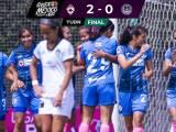 Cruz Azul triunfa 2-0 ante Mazatlán y está en zona de Liguilla