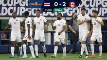 Canadá vuelve a una Semifinal de Copa Oro tras más de 13 años