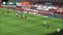 ¡GOOOL! Diego Rigonato Rodrigues anota para Toluca.