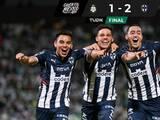Santos casi se sale con la suya, pero Rayados al 95' obtuvo merecida victoria en Torreón