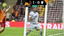 Con un increíble autogol del portero de la Lazio, Galatasaray gana 1-0
