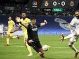 Real Madrid se complica la existencia ante el Villarreal