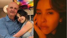 """Paulina Goto pierde el """"miedo a sentirse vulnerable"""" y se muestra llorando por su padre"""