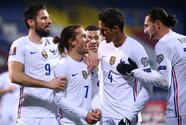 EN VIVO | Francia le gana Bosnia a domicilio con gol de Griezmann