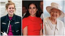 Como Meghan con 'Lili', la princesa Beatrice nombra a su hija en honor a la reina