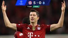 Sin despeinarse, Bayern Munich atropella al Dynamo Kiev