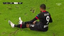 ¡Doblete de Bailey! Leon puso el segundo para el Leverkusen