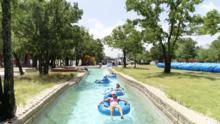 Texas tiene el parque acuático con el 'lazy river' más largo del mundo