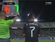 ¡Otro debut con México! Erick Sánchez se estrena ante Guatemala