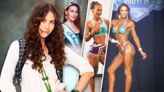De Miss a fisicoculturista: Vanessa Guzmán se transformó y triunfó contra 'haters'