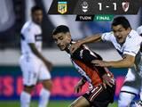 River no pudo ganar y empató con Gimnasia en La Plata