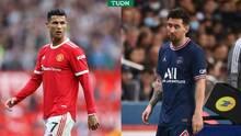 Cristiano Ronaldo supera a Messi y vuelve a ser el futbolista mejor pagado