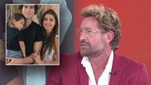 Gabriel Soto da su postura como padre sobre la relación de Danilo Carrera con el hijo de Michelle Renaud