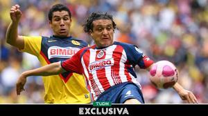 """Para Cabañas, """"es muy bueno"""" que Chivas juegue con puros mexicanos"""