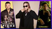Uforia #NewMusicPicks: ¡Los estrenos musicales de la semana están que arden!