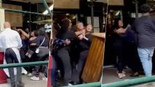Tres mujeres golpean a mesera de Nueva York por solicitar certificado de vacunación