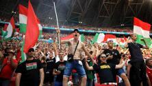 UEFA sanciona a Hungría por comportamiento de aficionados