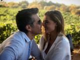 Adrián Uribe dedica romántico video a Thuany Martins por su primer aniversario de novios