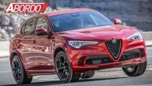 Alfa Romeo Stelvio Quadrifoglio es la italiana familiar más sexy de la temporada   A Bordo