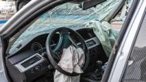 Niña de 4 años y su padre resultan heridos en incidente de furia al volante