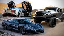 El club de los 1,000 caballos de fuerza: los carros más potentes y fuera de serie del mundo