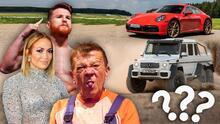 Si los famosos fueran carros, ¿qué modelos serían?