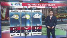 Ventan al tiempo: Tendremos mejores temperaturas a las del fin de semana y posibilidad de lluvias