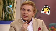 Cristian Castro reveló que definitivamente sí quiere una tercera boda