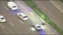 Investigan como homicidio cadáver hallado en la autopista I-595
