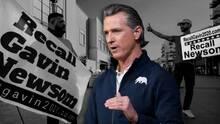 Gobernador Newsom enfrentará una elección revocatoria en septiembre