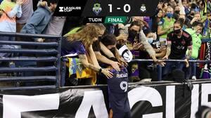 Fenómeno Ruidíaz mete a Seattle Sounders a la Final de Leagues Cup
