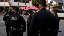"""""""No tienen derecho"""": polémica por autorización para que policía de Los Ángeles archive los datos de cualquier persona"""