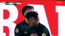 ¡GOL!  anota para LAFC. Kwadwo Opoku
