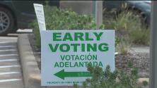 """""""Queremos cambio"""": las expectativas de los latinos en el condado Harris que han votado anticipadamente"""