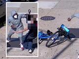 Se intensifica la búsqueda del sujeto que golpeó a un anciano a plena luz del día en Brooklyn