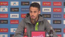 """Diego Reyes, enamorado del Espanyol: """"Si fuera por mí me quedaba"""""""
