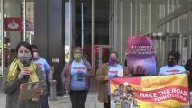 Trabajadores esenciales hacen llamado de atención a congresistas de Pensilvania para exigir un camino hacia la ciudadanía