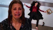 Nora atentó contra su vida frente a Rebeca y Lucía