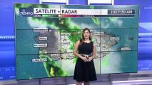 Los aguaceros comenzarán a alejarse de Puerto Rico durante este jueves