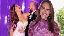 """Tanya está de regreso como la """"señora Jiménez"""" y nos cuenta todo sobre su nueva vida de casada"""