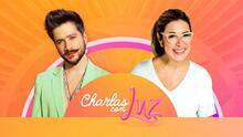 Camilo cuenta en Charlas con Luz cómo se enteró del embarazo de Evaluna y hasta su encuentro con Messi