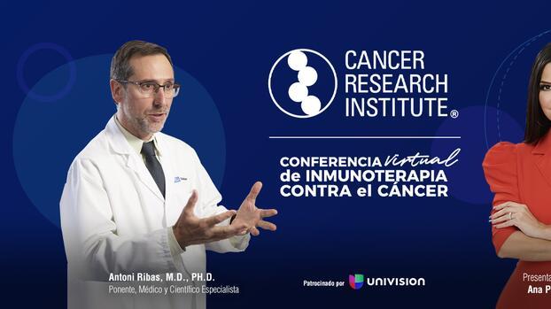 Conferencia Virtual Inmunoterapia para Pacientes con Cáncer
