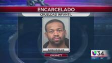 Arrestan a un hombre por crueldad infantil en Gwinnett